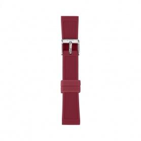 Cinturino in silicone I AM donna rosso IAM208