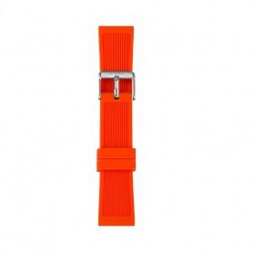 Cinturino in silicone I AM uomo arancione IAM308