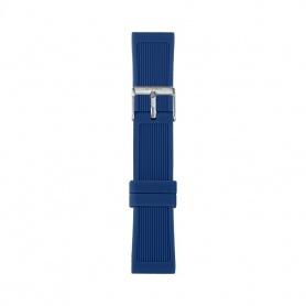 Cinturino in silicone I AM uomo blu IAM306