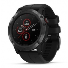 Garmin Fenix5X Plus Sapphire Multisport Pulse ox watch
