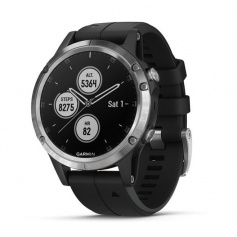 Garmin Fenix5 Plus watch Multisport GPS black strap