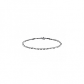 Salvini tennis bracelet in white gold and diamonds ct.0,70 - 20081872