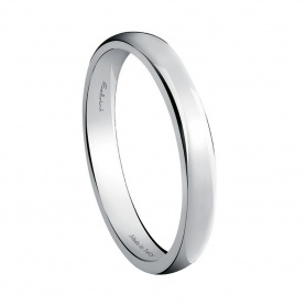 Salvini Wedding Ring in white gold comfortable First Date - 20021818