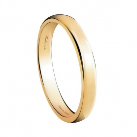Salvini Wedding Ring in yellow gold comfortable First Date - 20021772