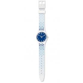 Orologio Swatch unisex Paveblue blu  misura small - GW201