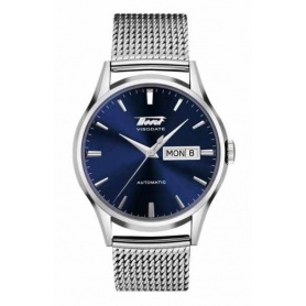 Tissot Heritage Visodate Automatische Blaue Uhr
