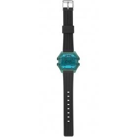 Women's Digital Watch I AM blue / black
