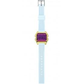Orologio Digitale donna I AM fucsia/azzurro IAM005202