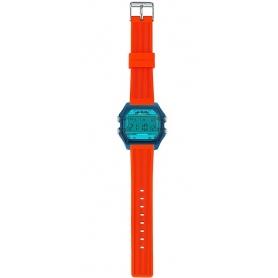 Men's Digital Watch I AM water green / orange IAM107308
