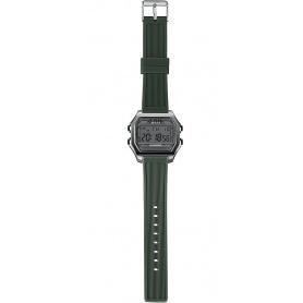 Men's Digital Watch I AM gray / dark green IAM101310