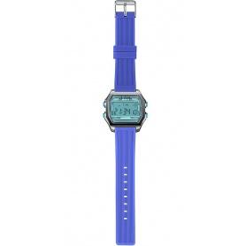 Men's Digital Watch I AM blue / electric blue IAM102306