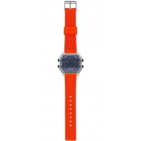 Men's Digital Watch I AM blue / orange IAM108308