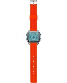 Men's Digital Watch I AM blue / orange IAM102308