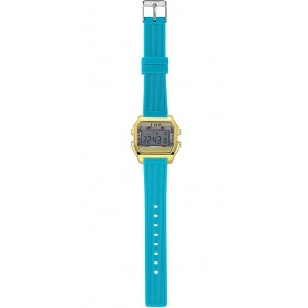 Women's Digital Watch I AM gray / green water