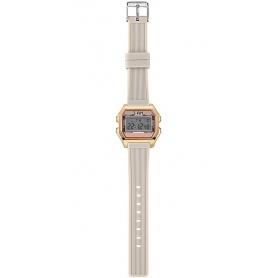 Orologio digitale donna I AM rosa cipria/grigio - IAM003204