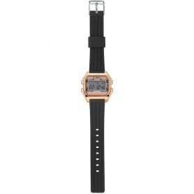 Orologio Digitale donna I AM rosa cipria/nero - IAM003206