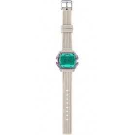 Orologio Digitale donna I AM verde acqua/grigio - IAM010204