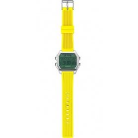 Orologio Digitale uomo I AM verde scuro/giallo - IAM104309