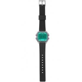 Women's Digital Watch I AM water green / black - IAM010206