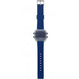 Ich BIN Mann blau Digitaluhr - IAM108302