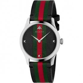 Orologio Gucci uomo G-Timeless Contemporary pelle - YA1264079