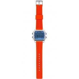 Orologio Digitale uomo I AM blu scuro/arancione - IAM105308