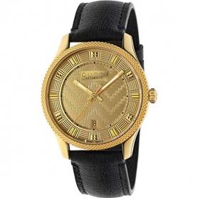 Gucci Herrenuhr G-Timeless aut Eryx gold - YA126340