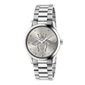 Orologio Gucci donna G-Timeless Iconic silver - YA1264126