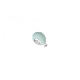 Bead Queriot palloncino verde - BALA00SMAVRD