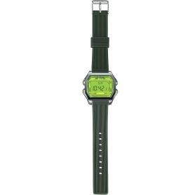 Men's Digital Watch I AM light green / dark green - IAM103310