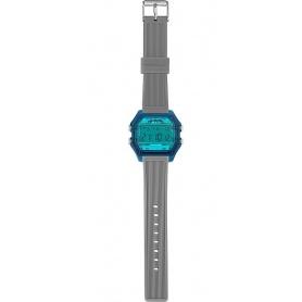 I AM man water green / dark gray digital watch - IAM107304