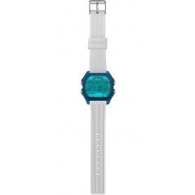 Orologio Digitale uomo I AM verde acqua/bianco - IAM107305