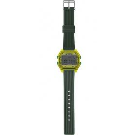 Orologio Digitale uomo I AM grigio/verde scuro - IAM109310