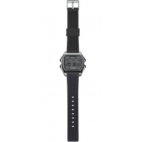 Men's digital watch I AM gray / black - IAM101301