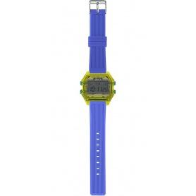 Orologio Digitale uomo I AM grigio/blu elettrico - IAM109306