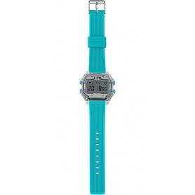 Orologio digitale uomo I AM grigio/azzurro - IAM110307