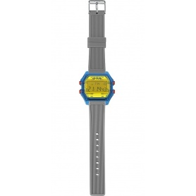 Men's Digital Watch I AM yellow / dark gray - IAM106304