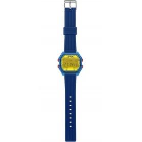 Herren Digitaluhr I AM gelb / blau - IAM106302