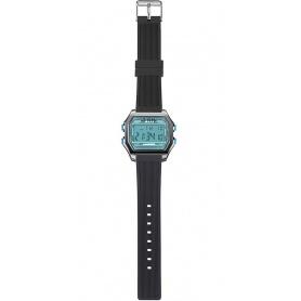 Herren Digitaluhr I AM blau / schwarz - IAM102301