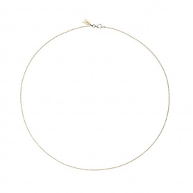 Collana Queriot Spiga oro rosa - C18O02-42