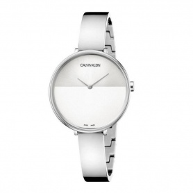 Calvin Klein watch Rise steel case 38mm - K7A23146