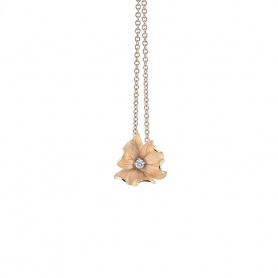 Annamaria Cammilli Grace necklace in gold and diamond - GPE0837J