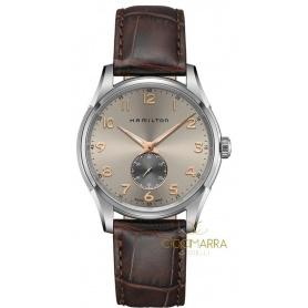 Hamilton Thinline Uhr kleine Sekunde Quarz - H38411580