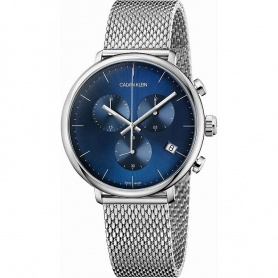 Men's Calvin Klein watch High Noon chronograph - K8M2712N