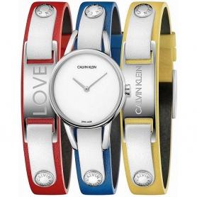 Calvin Klein Uhr für Frauen Mycalvins - K9D231VX