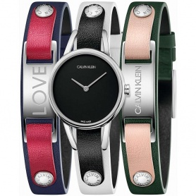Calvin Klein watch for women Mycalvins - K9D231LY