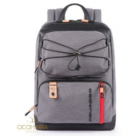Piquadro backpack Blade holder gray - CA4862BL / GR