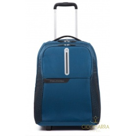 Trolley Piquadro portability backpack Coleos - BV4333OSS39 / BLU