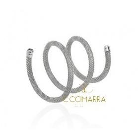 Breil steel bracelet New Snake - TJ2711