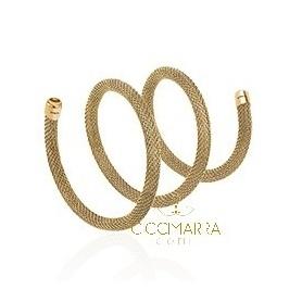 Breil Gold Stahlband New Snake - TJ2712